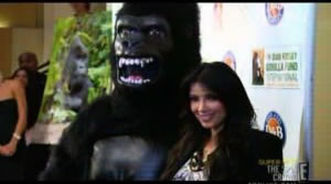 Video marketing can't be done well in a gorilla suit