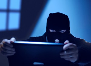 Digital burglars cause more trouble than real world ones